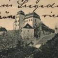 Lendavski grad na stari razglednici (1905) • A lendvai vár egy régi képeslapon (1905) • Lendava's castle on an old postcard (1905)