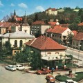 Lendava (druga polovica XX. st.) • Lendva (XX. sz. második fele) • View of Lendava (second half of 20th century)