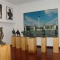 Spominska soba Györgya Zale • Zala György-emlékszoba • Zala György memorial room