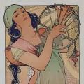 Alfons Mucha: LEstampe Moderne - Salome (1897), 54 x 41 cm