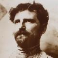 Alfons Mucha, portret (1898) • Alfons Mucha portréja (1898) • The portrait of Alfons Mucha (1898)