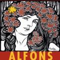 Vabilo - Meghívó: Alfons Mucha
