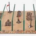 Lujo Vodopivec: Dogville, 2006, bron / bronz / bronze