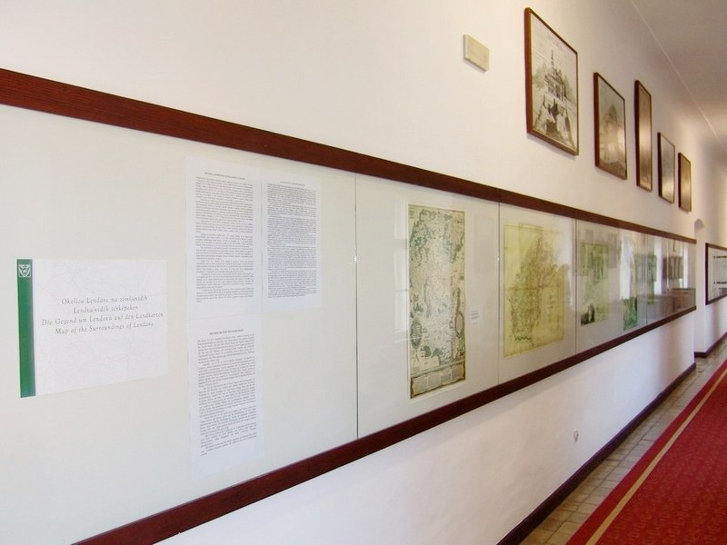 Zbirka zemljevidov - Térképgűjtemény - Collection of maps