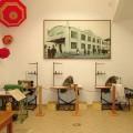 Dežnikarstvo Lendave - Lendva város ernyőgyártása - Umbrella manufactory in Lendava 1