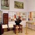 Detajl razstave tiskarstva Lendave - Részlet a lendvai nyomdászat kiállításából - A detail of the exhibition Typography in Lendava