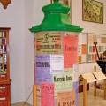 Detajl razstave tiskarstva Lendave - Részlet a lendvai nyomdászat kiállításából - A detail of the exhibition Typography in Lendava 3