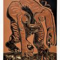 Picasso_Femme_nue_cueillant_des_fleurs