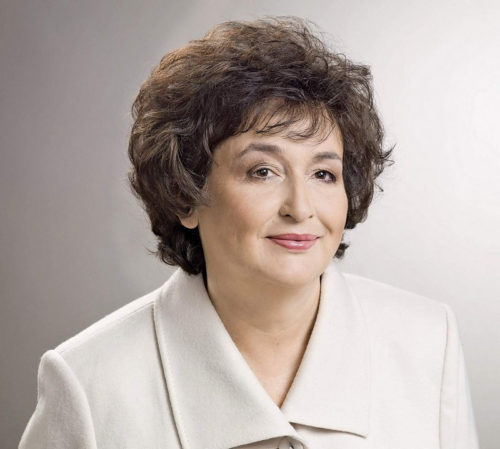 mag. Julijana Bizjak Mlakar, ministrica za kulturo