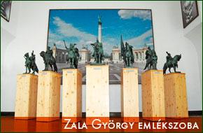 Zala György-emlékszoba