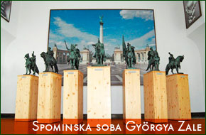 Spominska soba Györgya Zale