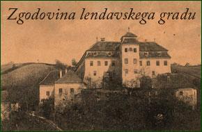 Zgodovina lendavskega gradu